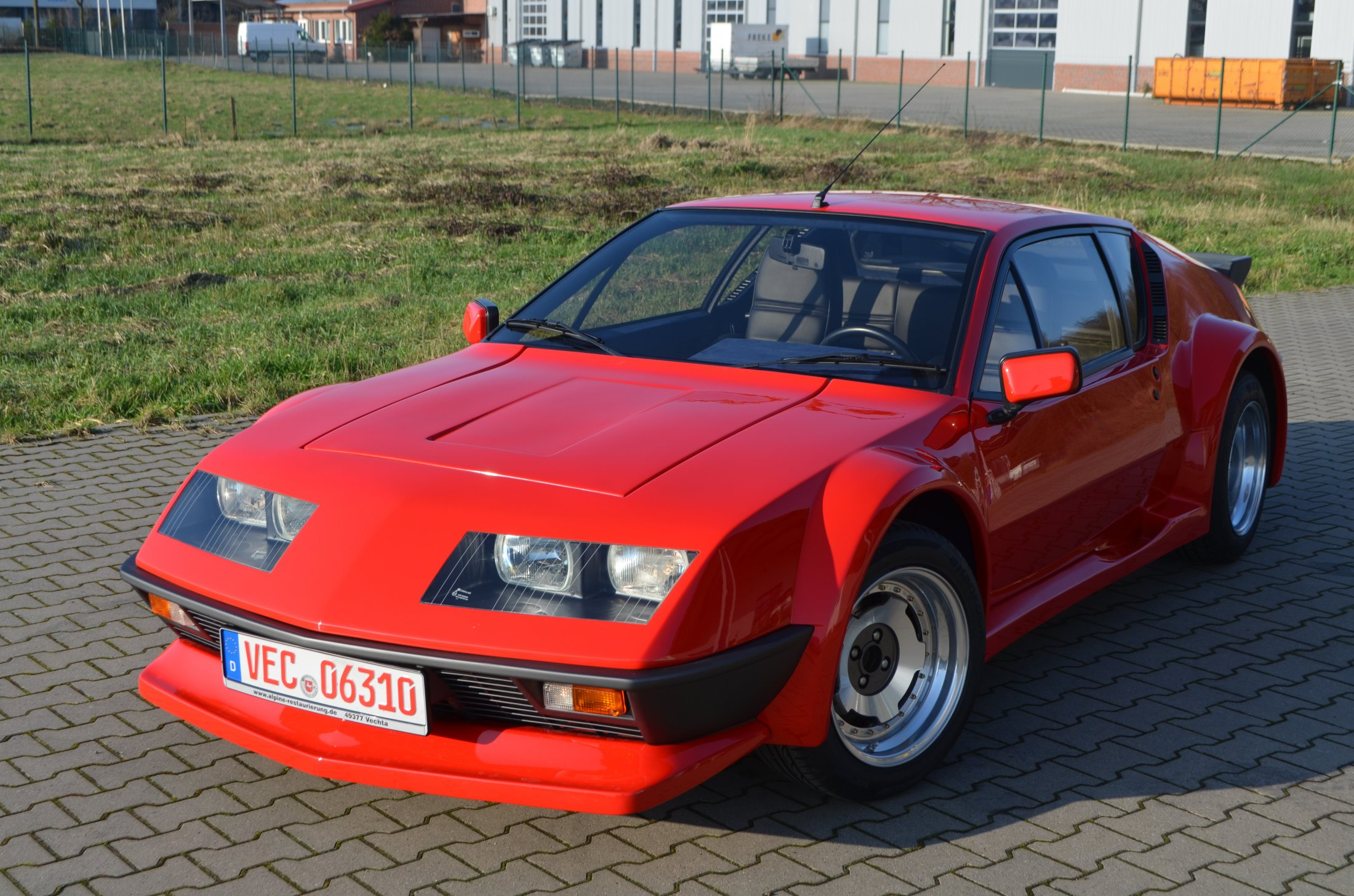 meine alpine a310 pack gt auf renault alpine restaurierung. Black Bedroom Furniture Sets. Home Design Ideas