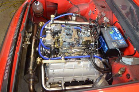 Zwar erst 22Tkm , Motor jedoch neu abgedichtet und gereinigt .