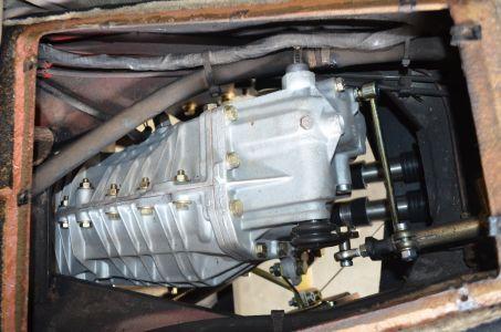 Getriebe auch gereinigt und abgedichtet . nach ebenfalls erst 22Tkm .