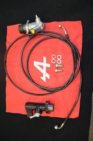 Kupplungszylinder mit Stahlflexleitung , Preis :238 €